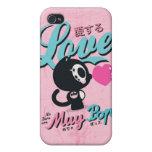 ¡Llamada para el amor! iPhone 4/4S Fundas