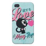 ¡Llamada para el amor! iPhone 4 Fundas