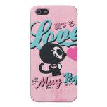 ¡Llamada para el amor! iPhone 5 Cárcasa