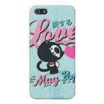 ¡Llamada para el amor! iPhone 5 Cárcasas
