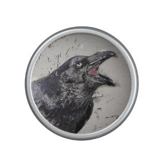 Llamada que delira negra altavoz bluetooth