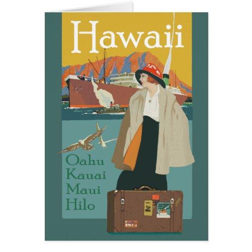 Llamadas de Hawaii Tarjeta