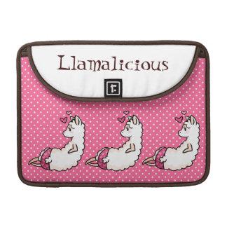 Llamalicious Funda Macbook Pro
