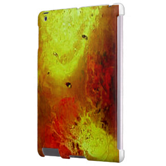 LLAMARADA DEL SOL QUE PINTA IPAD IMPRESIONANTE FUNDA PARA iPad