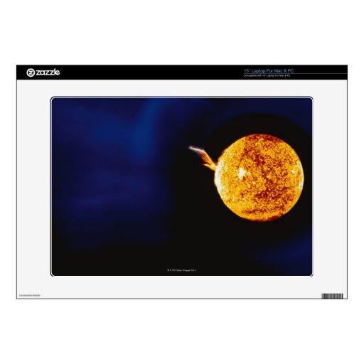 Llamarada solar 38,1cm portátil calcomanía