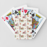 Llamarama Collection Pattern II Bicycle Playing Cards
