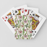 Llamarama Collection Pattern Playing Cards