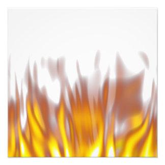 Llamas ardientes ardientes calientes fotografía