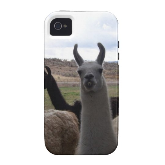Llamas Case-Mate iPhone 4 Case