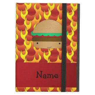 Llamas conocidas personalizadas de la hamburguesa