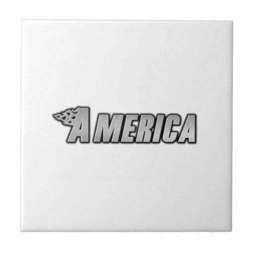 Llamas de la motocicleta - América Azulejos Cerámicos