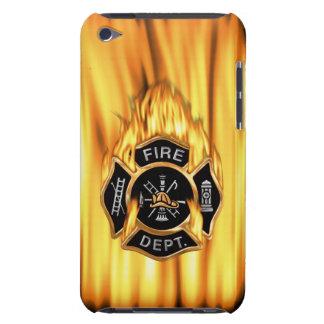 Llamas del cuerpo de bomberos Case-Mate iPod touch cárcasas