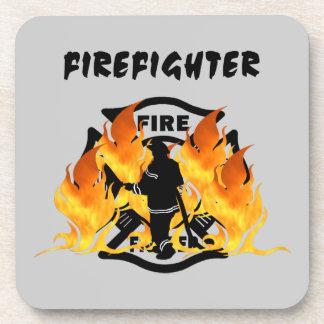 Llamas del departamento del fuego posavaso