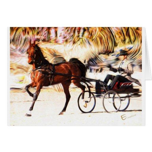 Llamas del Equestrian el | Tarjetas
