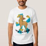 Llamas Love Tacos! T Shirt