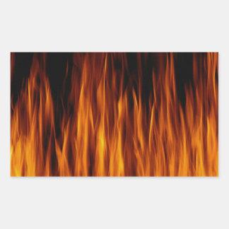 llamas rectangular altavoz
