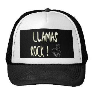 Llamas Rock! Hat