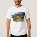 Llamas y una mirada excesiva de Machu Picchu, Polera