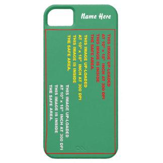 Llame por teléfono a 5 30 colores con indirectas d iPhone 5 Case-Mate protectores