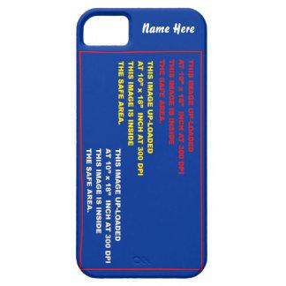 Llame por teléfono a 5 30 colores con indirectas d iPhone 5 Case-Mate protector