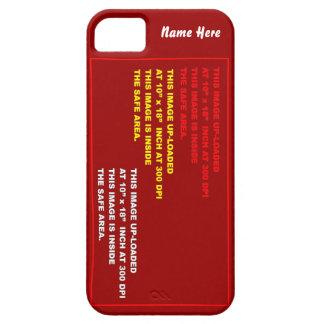 Llame por teléfono a 5 30 colores con indirectas iPhone 5 Case-Mate cárcasa