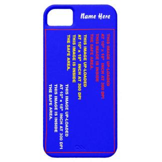 Llame por teléfono a 5 30 colores con indirectas iPhone 5 carcasas