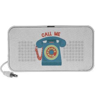 Llámeme iPhone Altavoz