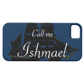 Llámeme Ishmael iPhone 5 Cobertura