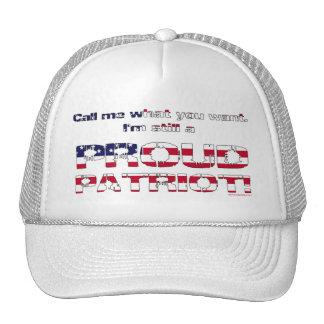 Llámeme qué usted quiere gorra