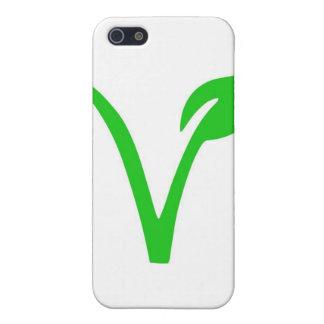 ¡Llámeme vegano! iPhone 5 Carcasas