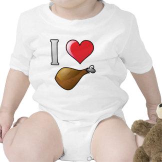 ¡Llamo el palillo - Pierna de Turquía de la acció Camiseta