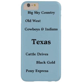 Llamo por teléfono 6 al caso Barely There con el Funda Para iPhone 6 Plus Barely There
