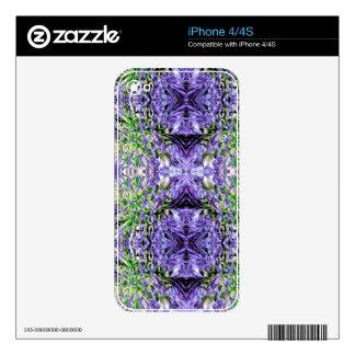 Llamo por teléfono a imagen gótica calcomanías para iPhone 4S