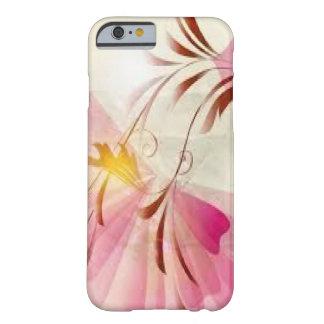 Llamo por teléfono al caso 6 con diseño floral funda de iPhone 6 barely there