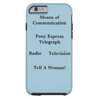 Llamo por teléfono al caso 6 duro funda para iPhone 6 tough