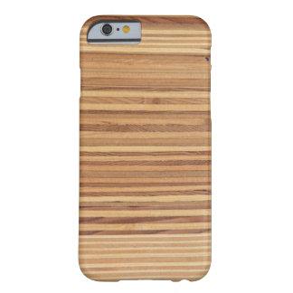 Llamo por teléfono al caso de 5 Woody Funda De iPhone 6 Slim