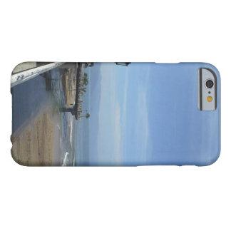 Llamo por teléfono al caso funda para iPhone 6 barely there