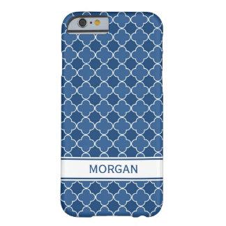 llamo por teléfono al modelo azul conocido de funda de iPhone 6 barely there