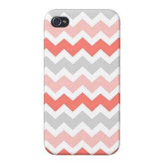 llamo por teléfono al modelo gris coralino de 4 ga iPhone 4 cárcasa