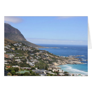 Llandudno, Cape Town, Suráfrica Tarjeta