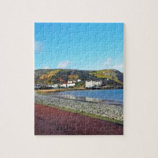 Llandudno, North Wales. Jigsaw Puzzle