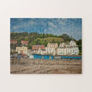 LLandudno North Wales Seaside Scenic View Jigsaw Puzzles