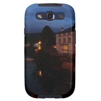 Llangollen at Night Samsung Galaxy SIII Cases