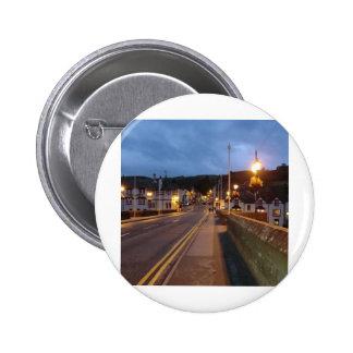 Llangollen Bridge at Night Buttons