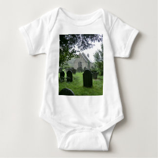 Llanmawddwy Parish Church (St Tydecho) Baby Bodysuit
