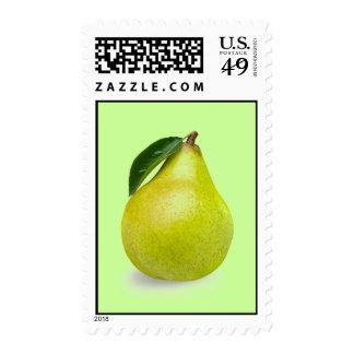Llano de Barlett de la fruta verde de la pera y Envio