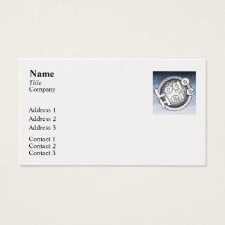 Llano - negocio tarjetas de visita