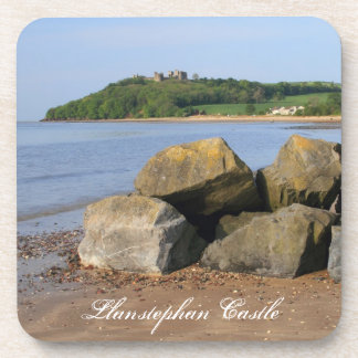 Llanstephan Castle Coaster