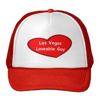 lLas Vegas Loveable Guy Trucker's Cap Trucker Hat