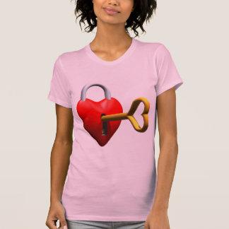 Llave a mis camisetas y regalos del corazón